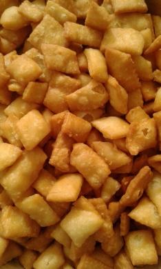 Shakkarpara(sweet)